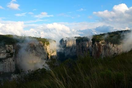 brazil, waterfall, travel, explore