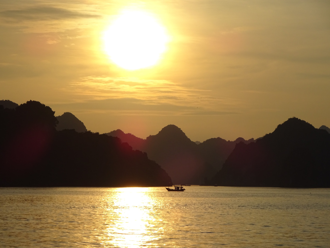 lan ha bay, vietnam, travel
