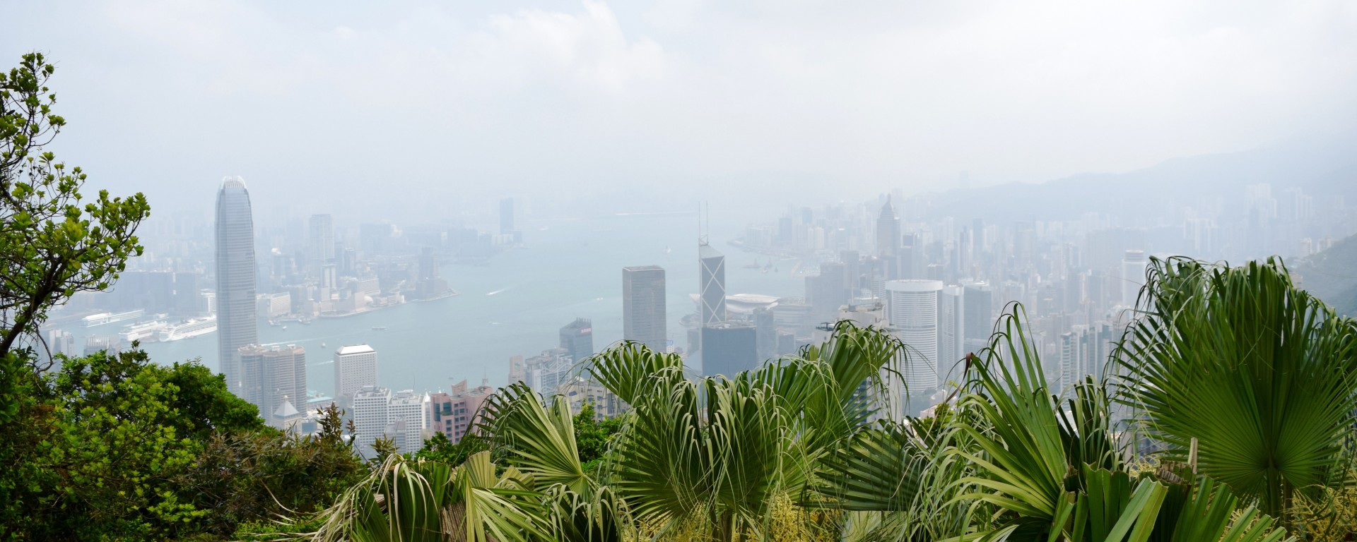 victoria peak, hong kong, travel