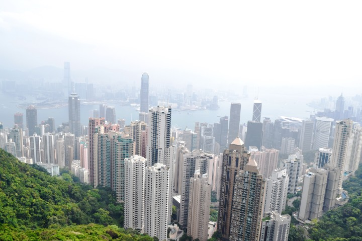 hong kong, victoria peak, travel