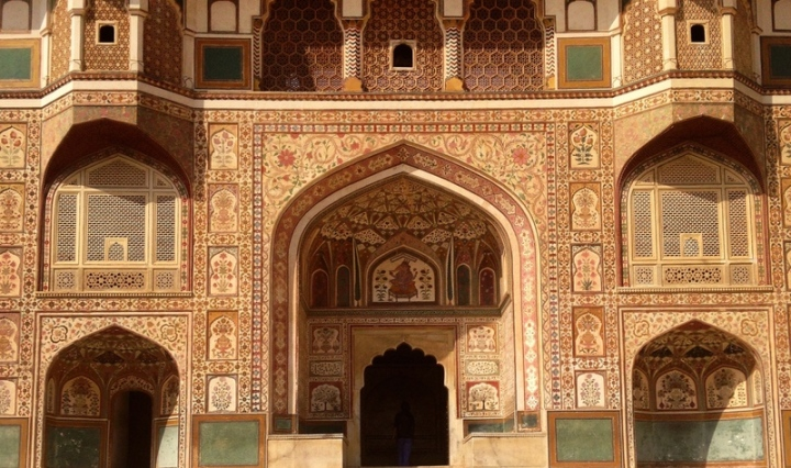 amber fort, india, railway, travel, explore