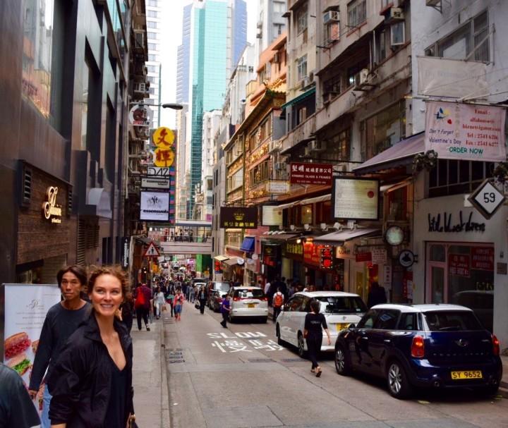 Hong Kong, jeans, shopping, travel