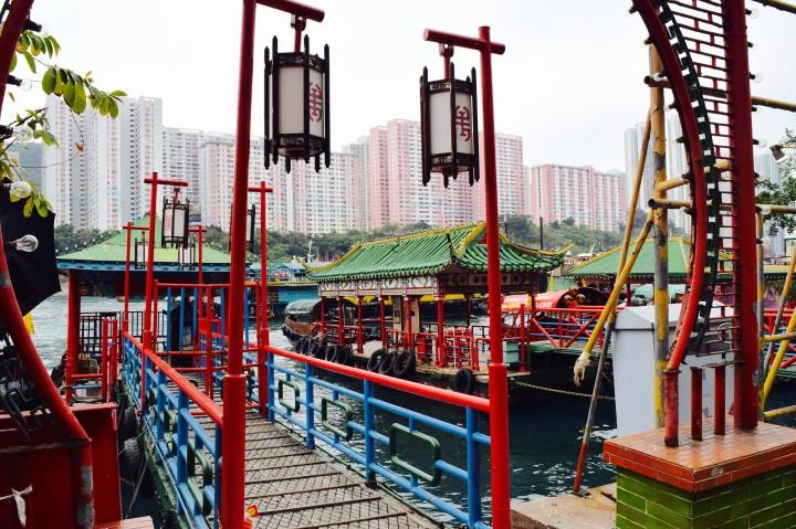 hong kong, harbor, travel, explore