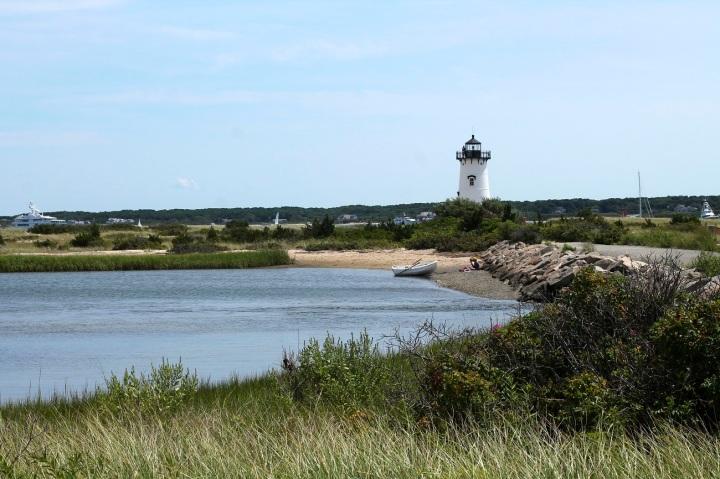 martha's vineyard, lighthouse, new england, nature, travel
