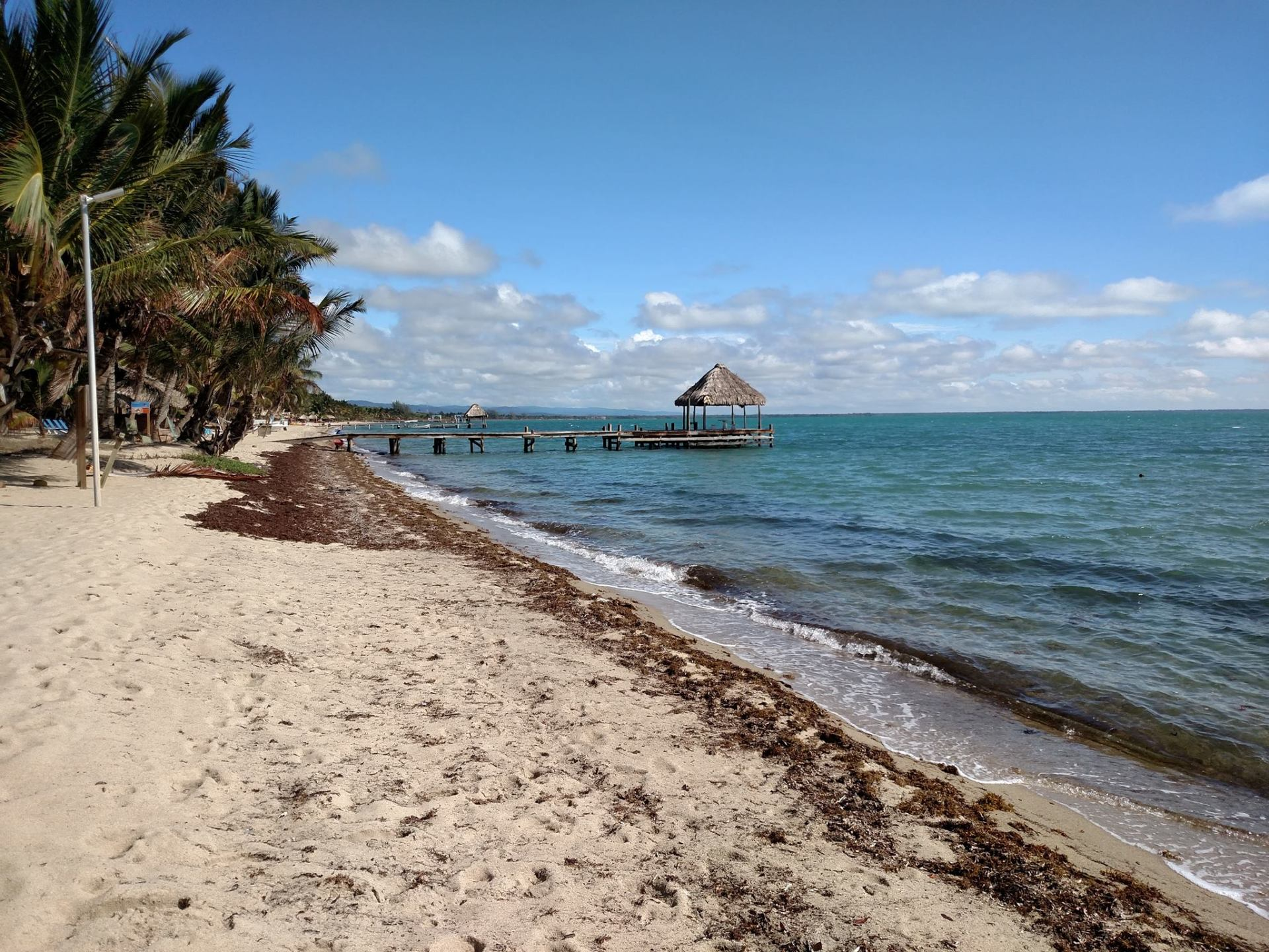 belize, hopkins, beach, travel