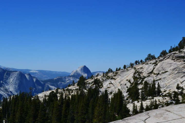 Yosemite, views, nature, hiking, california