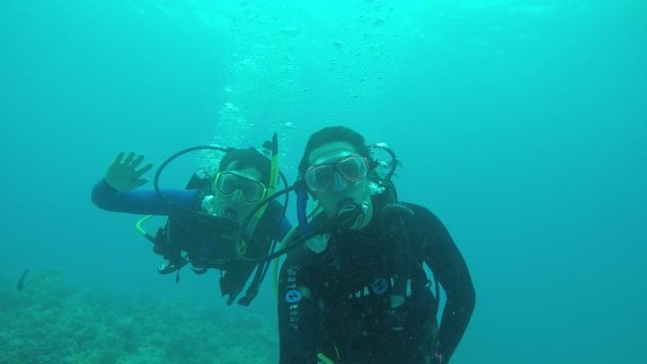 SCUBA Selfie