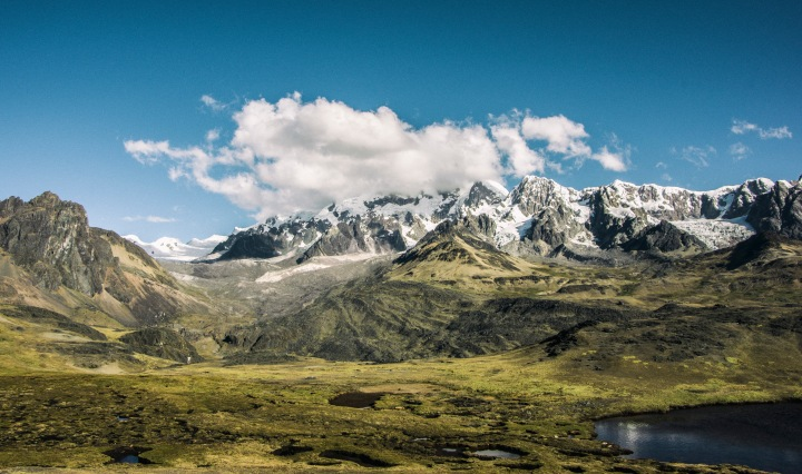 andes, glaciers, mountains, travel