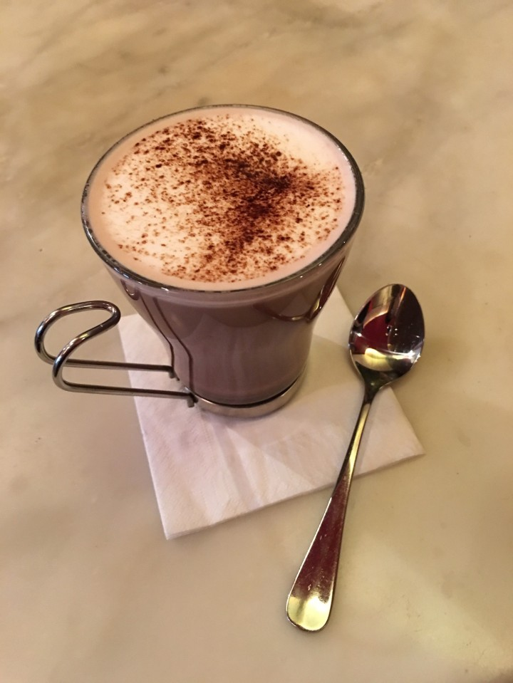paris, hot chocolate, travel, france