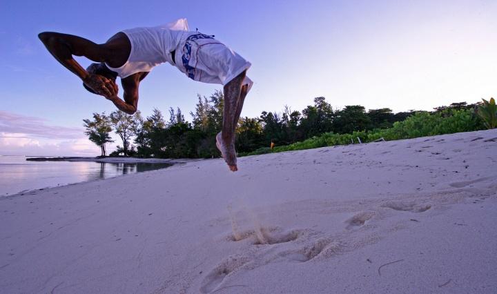 mahe, gymnast, explore, nature