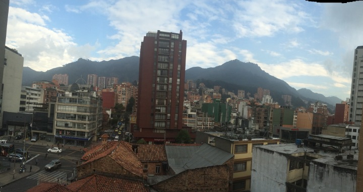 weather, travel, bogota