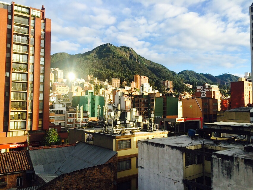 bogota, weather, travel