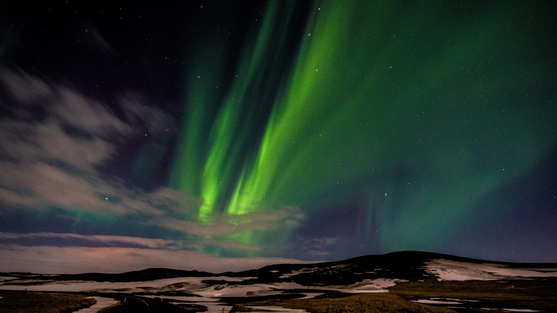 northern lights, nature, iceland, travel