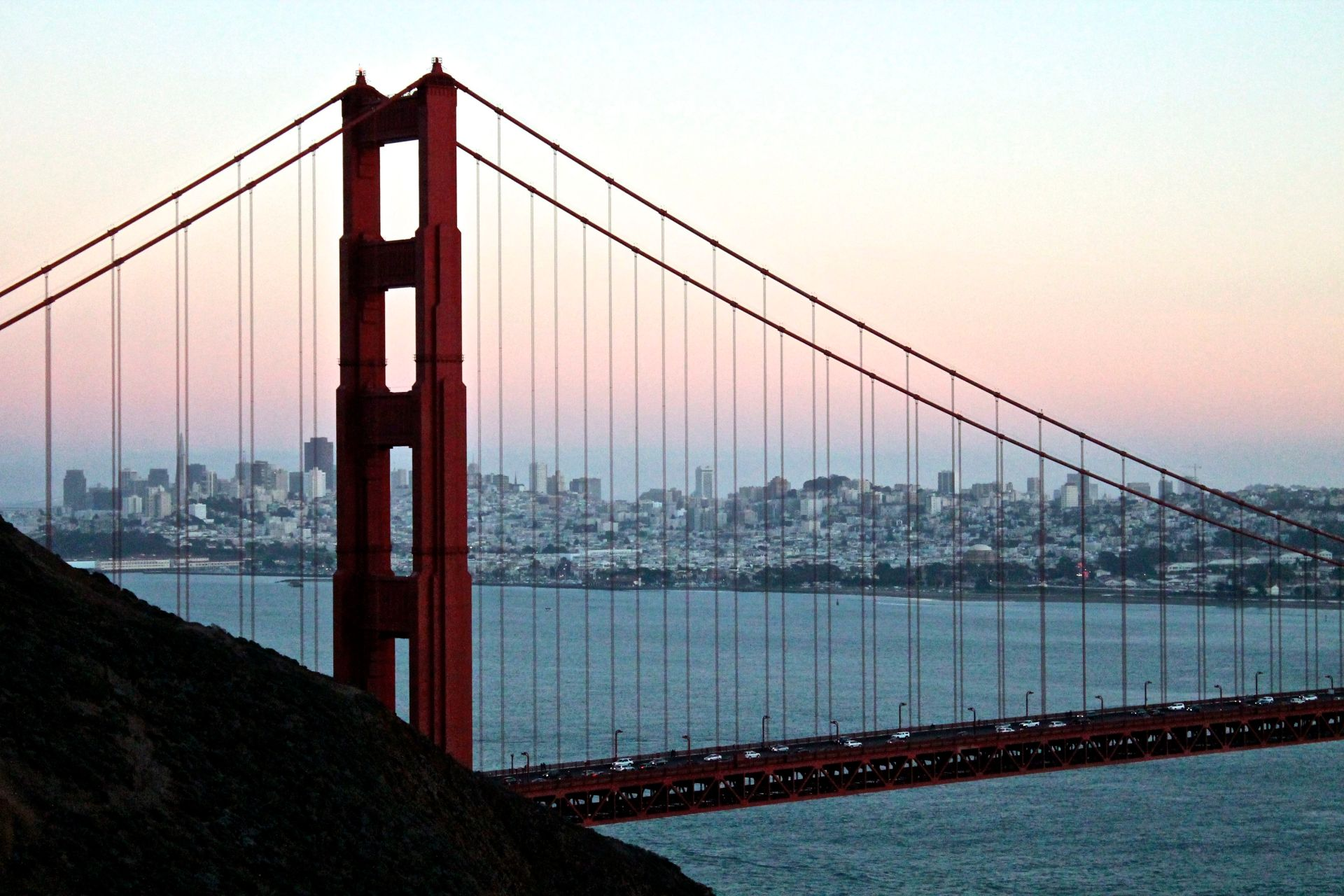 San Francisco, city, travel