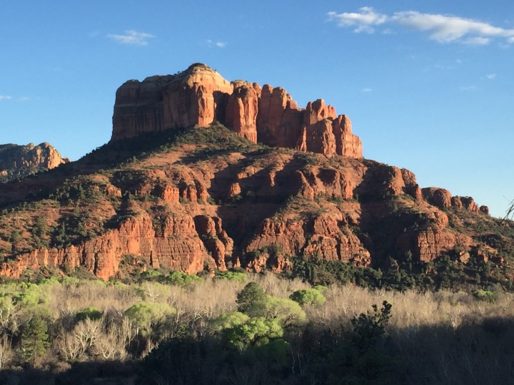 sedona, nature, travel