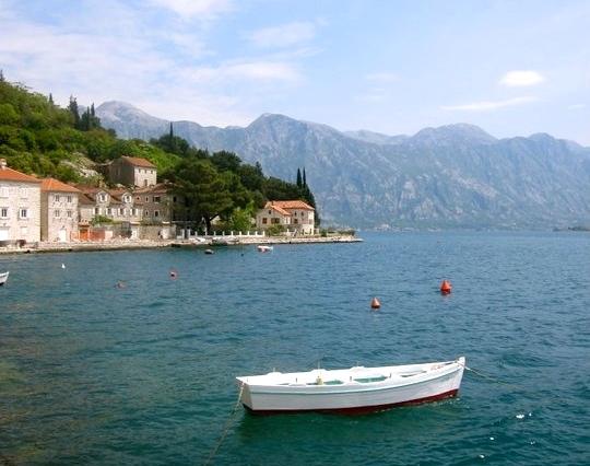 nature, montenegro, landscape, travel