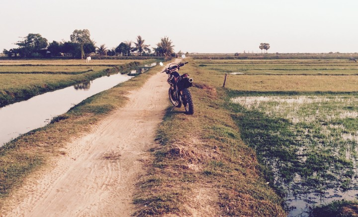 nature, landscape, travel, cambodia, atv