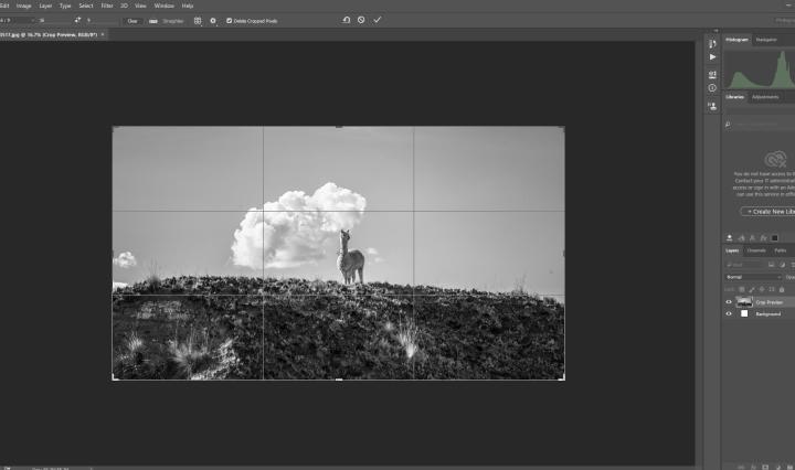 photoshop tutorial, nature, landscape, travel
