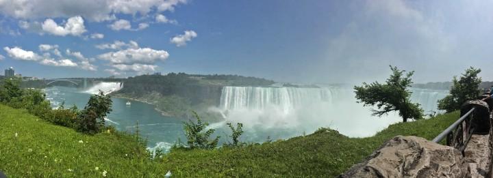 niagara falls, nature, landscape