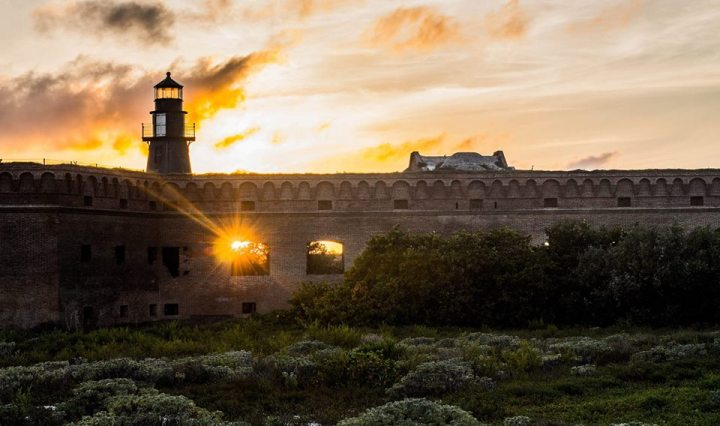 dry tortugas, nature, landscape, florida