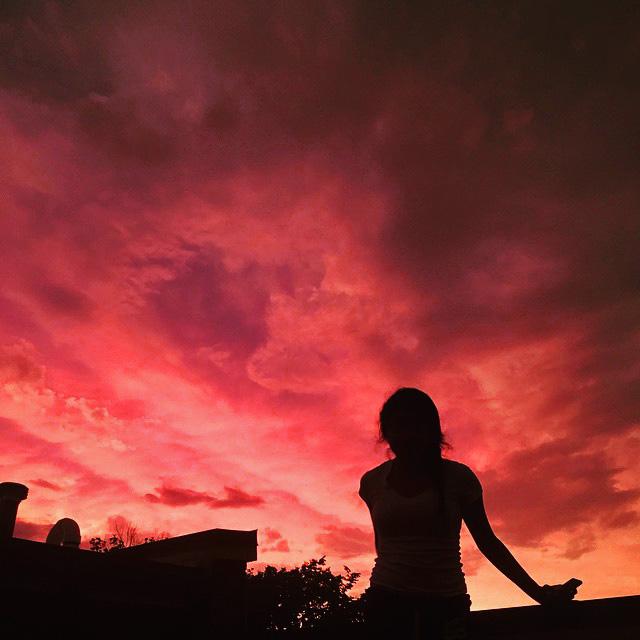 sunset, virginia, nature