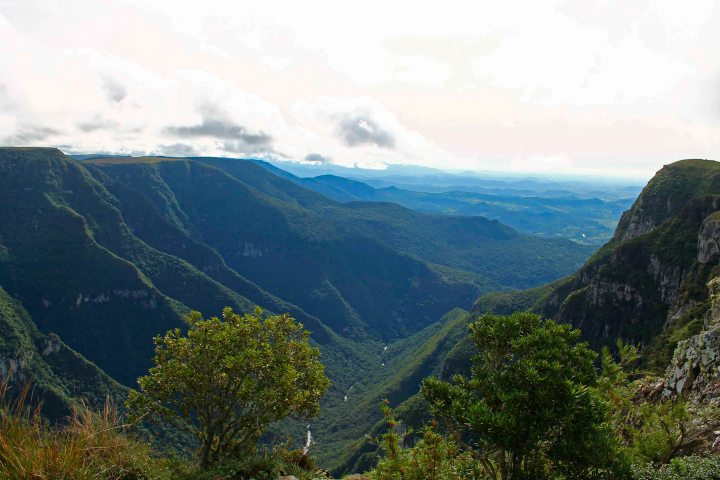 brazil, nature, canyon, landscape