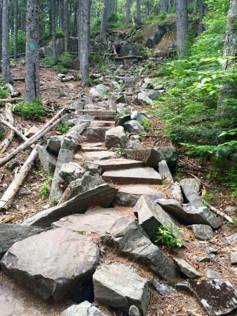maine, nature, hiking