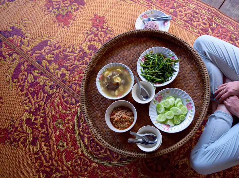 homestay, thailand, travel