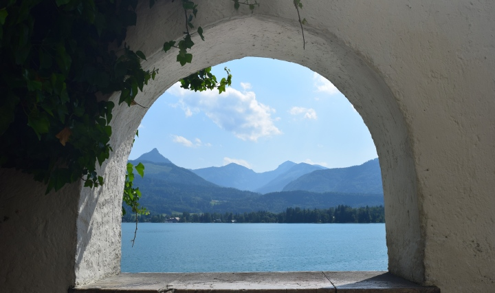 travel, salzburg, nature, landscape