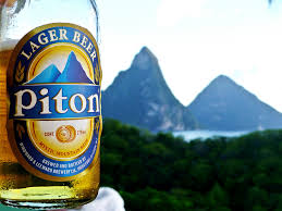 St. Lucia's local, award-winning brew